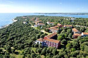 Vacances Porec: Résidence hôtelière Appartement Lanterna