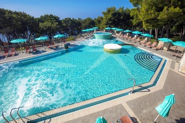 Piscine - Club Ôclub Experience Sunny Bay resort 4* Rijeka Croatie