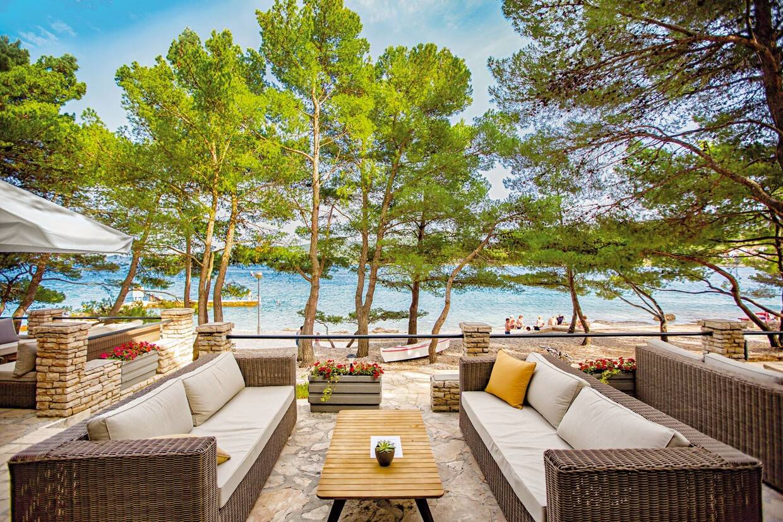 Bar - Hôtel Labranda Senses Resort 4* Split Croatie