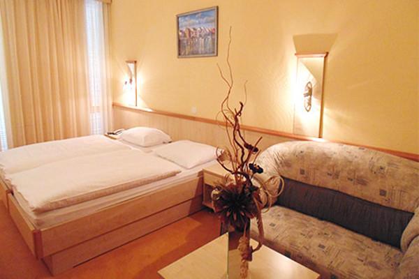 Chambre - Club Adria 3* Split Croatie