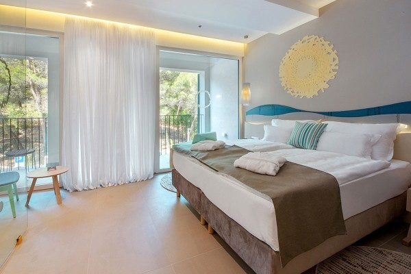 Chambre - Hôtel Tui Blue Jardran 5* Split Croatie