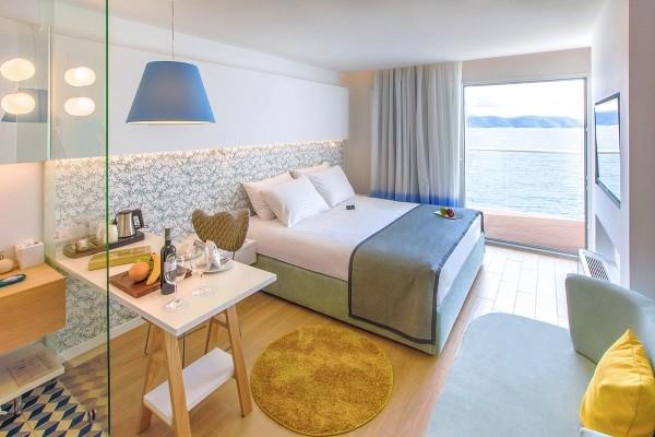 Chambre - Hôtel Tui Sensimar Makarska 4* Split Croatie