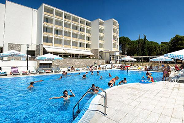 Facade - Club Adria 3* Split Croatie