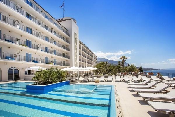 Facade - Hôtel Tui Blue Jardran 5* Split Croatie