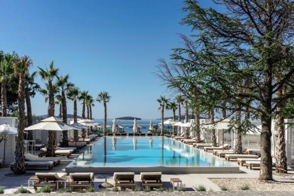 Piscine - Hôtel Amadria Park Jure 4* Split Croatie