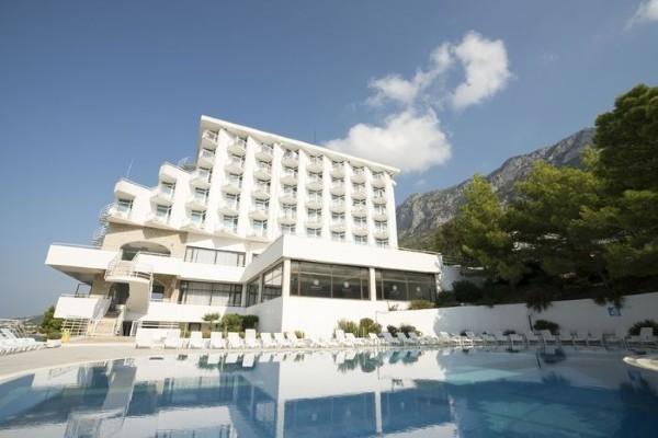 Piscine - Hôtel Bravo Club Adriatica 3* Split Croatie