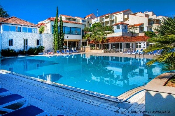 Piscine - Club Framissima Waterman Kaktus Resort 4* Split Croatie