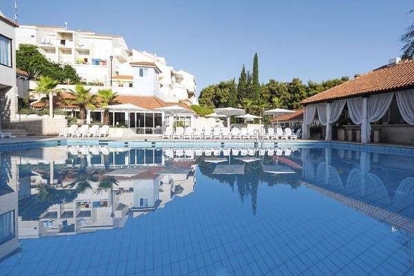 Piscine - Club Jet Tours Kaktus Resort 4* Split Croatie