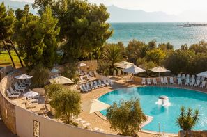 Croatie-Split, Club Jet Tours Kaktus Resort