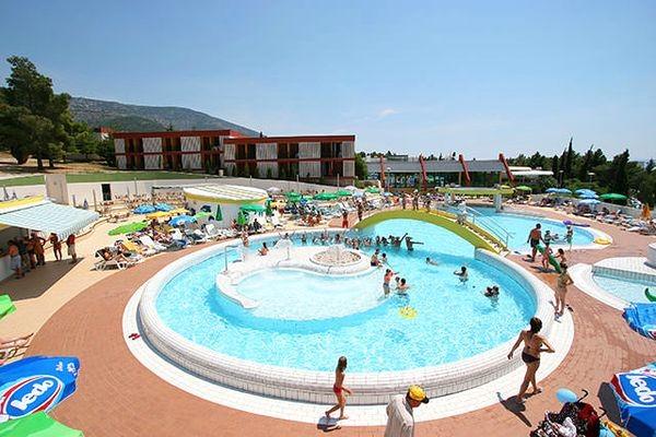 Piscine - Club Marmara Bonaca 3* Split Croatie