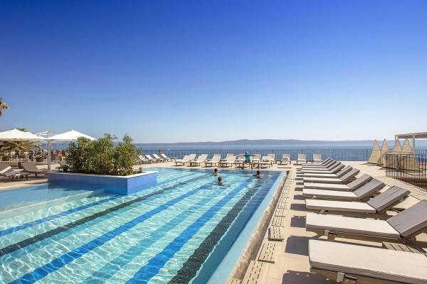 Piscine - Hôtel Tui Blue Jardran 5* Split Croatie