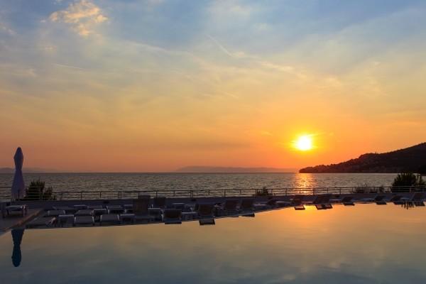 Piscine - Hôtel Tui Sensimar Adriatic Beach Resort 4* Split Croatie
