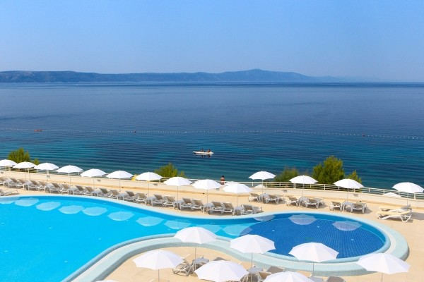 Piscine - Hôtel Tui Sensimar Adriatic Beach Resort 4* Split Croatie