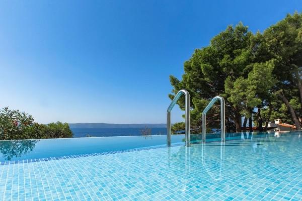 Piscine - Hôtel Tui Sensimar Makarska 4* Split Croatie