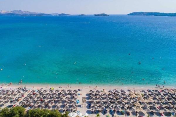 Plage - Hôtel Amadria Park Jure 4* Split Croatie