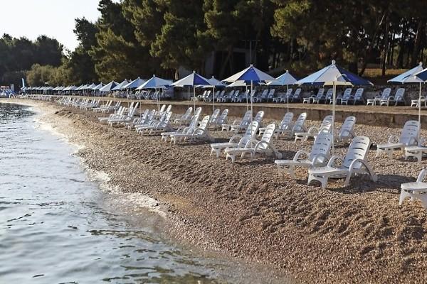 Plage - Club Jet Tours Kaktus Resort 4* Split Croatie