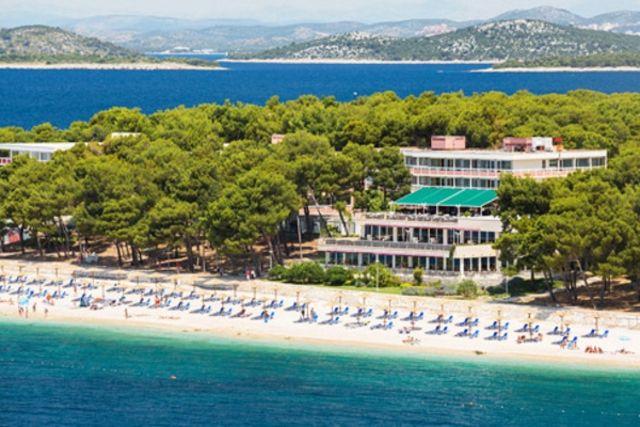 Fram Croatie : hotel Club Zora - Split