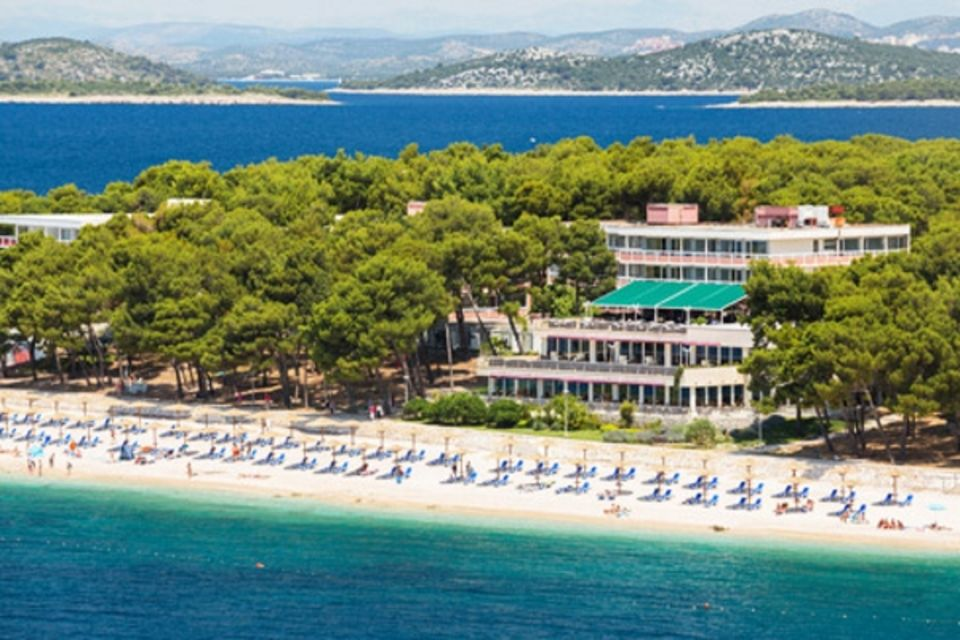 Hôtel Club Zora Split Croatie et Côte Dalmate