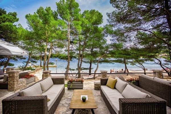 Terrasse - Hôtel LABRANDA SENSES RESORT 4* Split Croatie