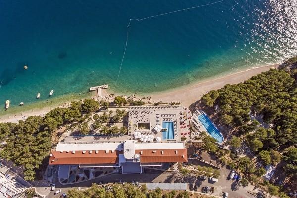 Vue panoramique - Hôtel Tui Blue Jardran 5* Split Croatie