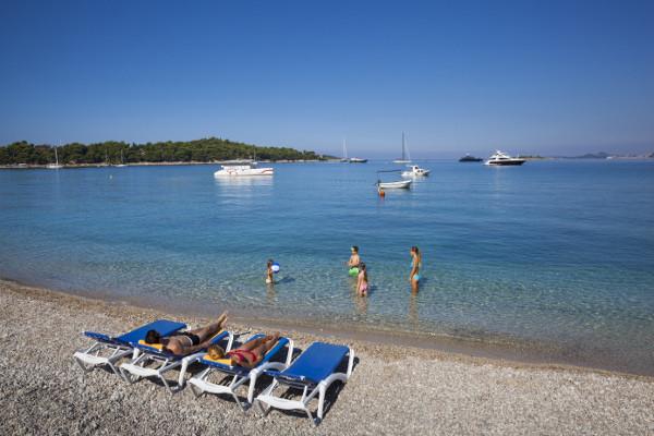 Plage - Combiné croisière et hôtel Archipel Dalmate et extension Lookéa Epidaurus Zadar Croatie