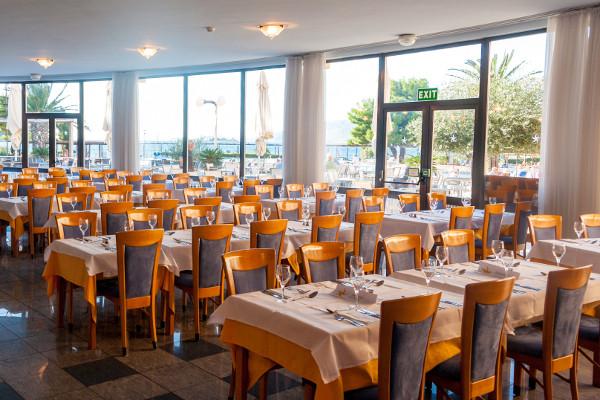 Restaurant - Combiné croisière et hôtel Archipel Dalmate et extension Lookéa Epidaurus Zadar Croatie