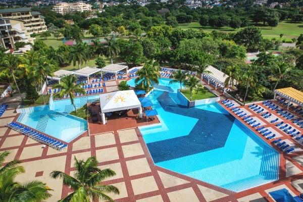 Piscine - Hôtel Memories Miramar 4* La Havane Cuba