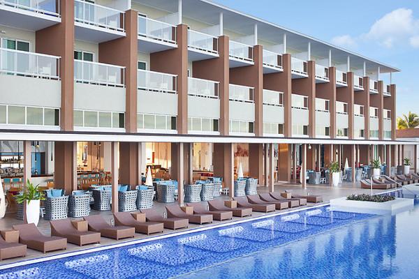 Piscine - Hôtel Ocean Vista Azul 5*