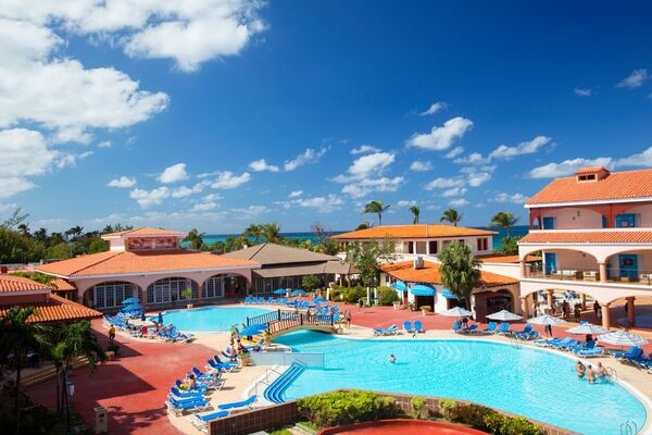 Piscine - Hôtel Starfish Cuatro Palmas - Adult Only 4* La Havane Cuba