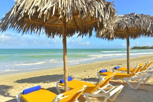 Plage - Hôtel Iberostar Selection Varadero 5* La Havane Cuba