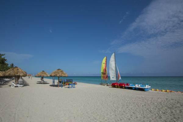 Plage - Hôtel Muthu Playa Varadero 3* La Havane Cuba