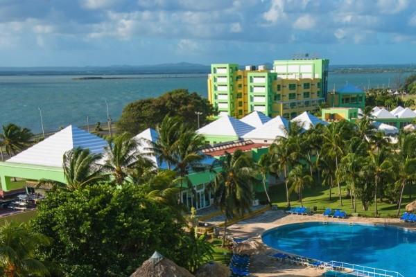Vue panoramique - Hôtel Allegro Palma Real 4* La Havane Cuba