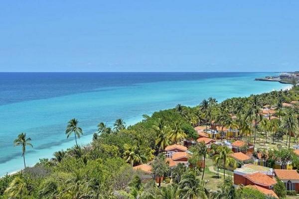 Vue panoramique - Hôtel Framissima Sol Palmeras 4* La Havane Cuba