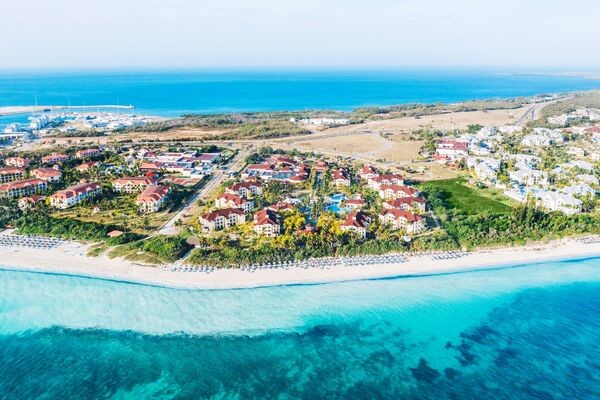 Vue panoramique - Hôtel Iberostar Playa Alameda Varadero - Adult Only 4* sup La Havane Cuba