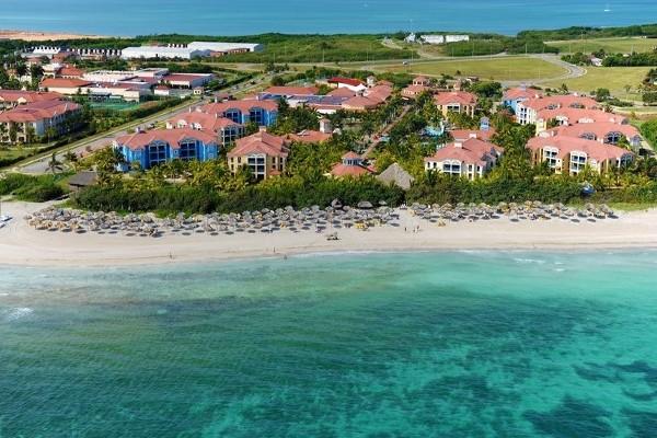Vue panoramique - Hôtel Iberostar Playa Alameda 4* La Havane Cuba