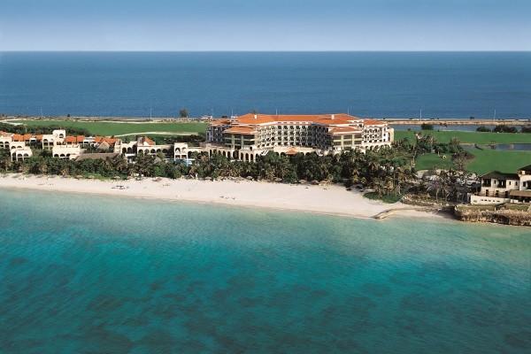 Vue panoramique - Hôtel Melia Las Americas 5* La Havane Cuba