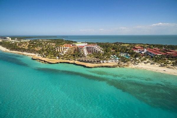 Vue panoramique - Hôtel Melia Varadero 5* La Havane Cuba