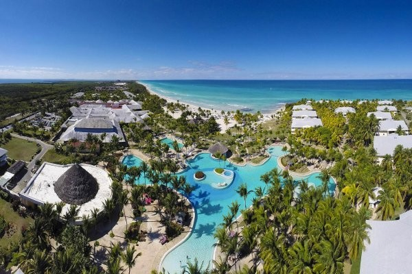 Vue panoramique - Hôtel Paradisus Varadero Resort & Spa (été 19) 5* La Havane Cuba