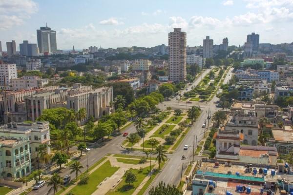 Vue panoramique - Roc Presidente 3* La Havane Cuba