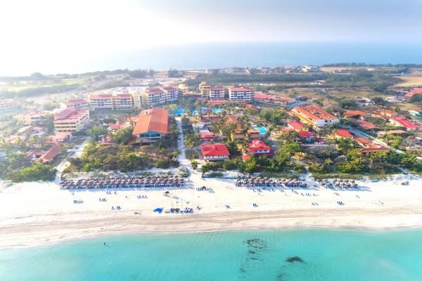 Vue panoramique - Hôtel Sol Varadero Beach 4* La Havane Cuba