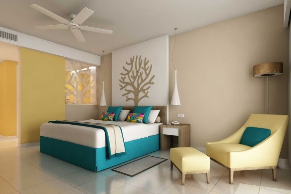 Chambre - Hôtel Dhawa Cayo Santa Maria 4* Santa Clara Cuba