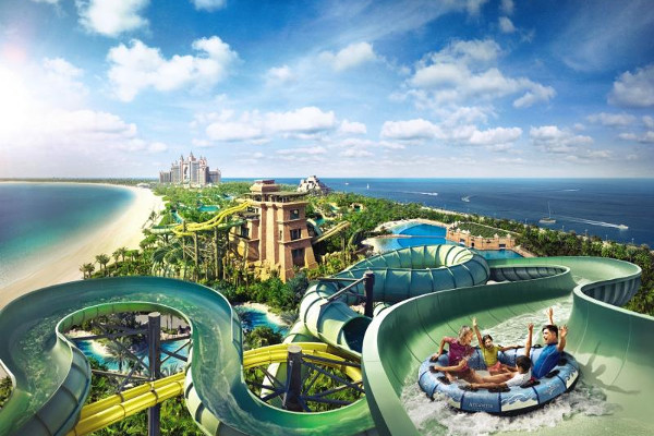 Autres - Hôtel Atlantis The Palm 5* Dubai Dubai et les Emirats