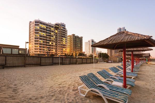 Autres - Hôtel Ramada by Wyndham Beach Ajman 4* Dubai Dubai et les Emirats