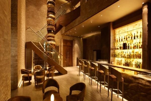 Bar - Hôtel Sofitel the Palm 5* Dubai Dubai et les Emirats