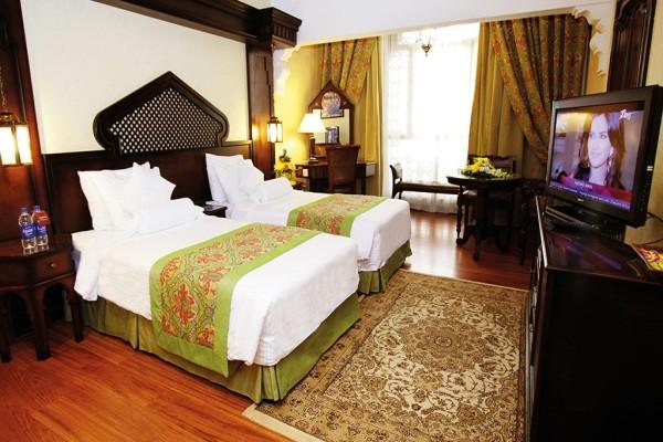 Chambre - Hôtel Arabian Courtyard Hotel 4* Dubai Dubai et les Emirats