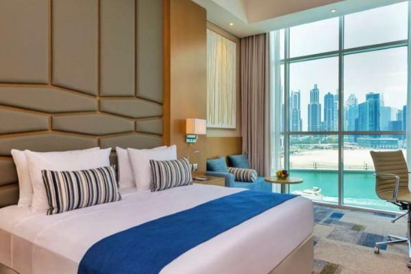 Chambre - Hôtel Canal Central Business Bay 5* Dubai Dubai et les Emirats