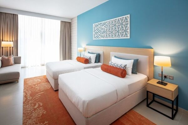 Chambre - Club Coralia Centara Mirage Beach Resort Dubaï 4* Dubai Dubai et les Emirats