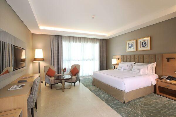 Chambre - Hôtel Grand Cosmopolitan 5* Dubai Dubai et les Emirats