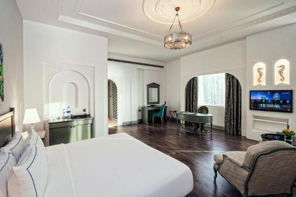 Chambre - Hôtel Habtoor Grand Resort Autograph Collection 5* Dubai Dubai et les Emirats