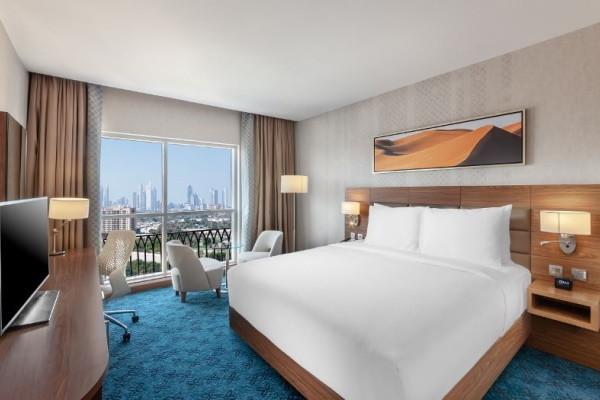 Chambre - Hôtel Hilton Garden Inn Al Jadaf 4* Dubai Dubai et les Emirats